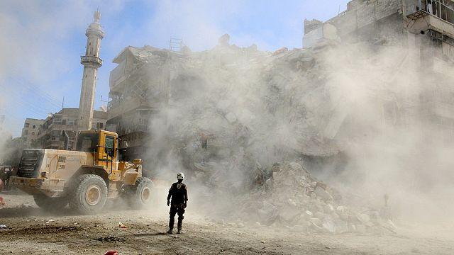 الأوضاع الإنسانية في مدينة حلب تزداد سوءاً