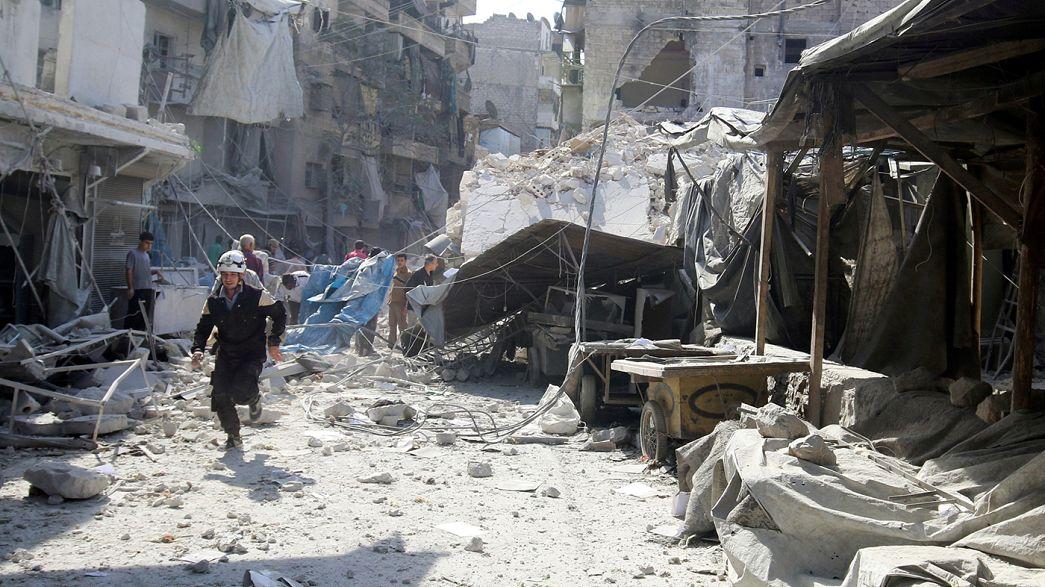 قوات النظام السوري تسيطر على القطاع الشمالي لحلب الشرقية