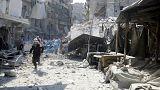 Rebeldes continuam a perder terreno em Alepo