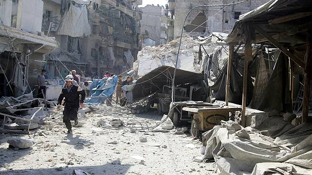 Syrian army captures a third of rebel-held territory in east Aleppo
