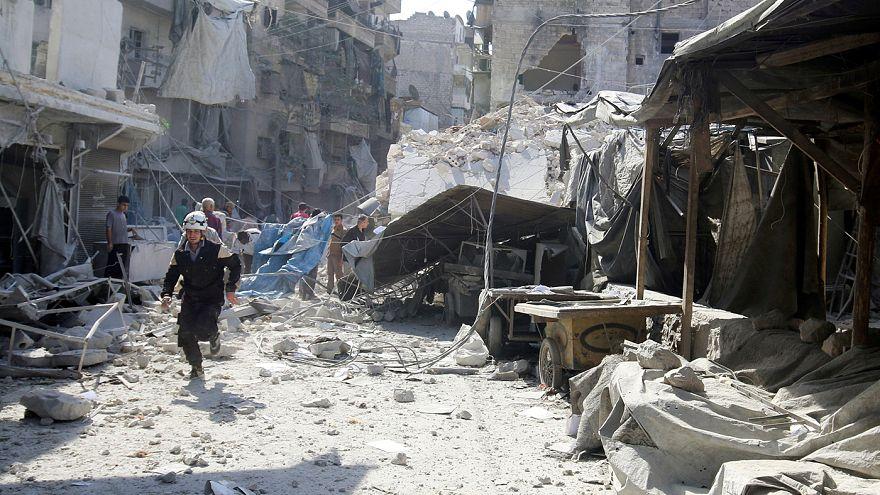 L'armée syrienne parvient à percer les lignes rebelles d'Alep
