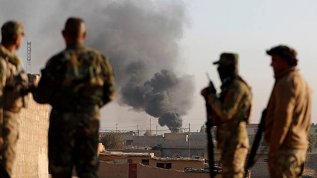 Irak: Anti-IS-Offensive in Mossul stockt