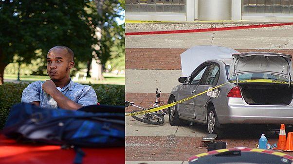 USA: Mann greift Passanten mit Schlachtmesser an und wird erschossen