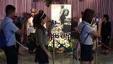 Küba halkı Castro'ya veda ediyor