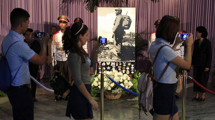 Portugal, Cabo Verde e Brasil no último adeus a Fidel Castro