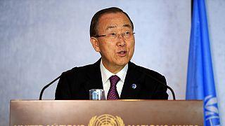 Centrafrique : Ban Ki-moon condamne les affrontements entre groupes de l'ex-Séléka