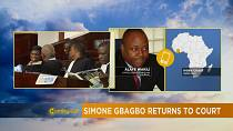 Simone Gbagbo returns to court [The Morning Call]