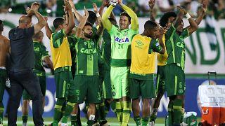 Plusieurs joueurs d'un club brésilien tués dans un crash d'avion en Colombie