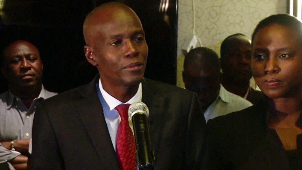 Гаити: Жовенель Моиз вновь победил на президентских выборах