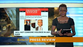 Press Review of November 29, 2016 [The Morning Call]