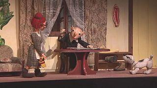 Las marionetas checas quieren estar en la lista de patrimonio de la UNESCO