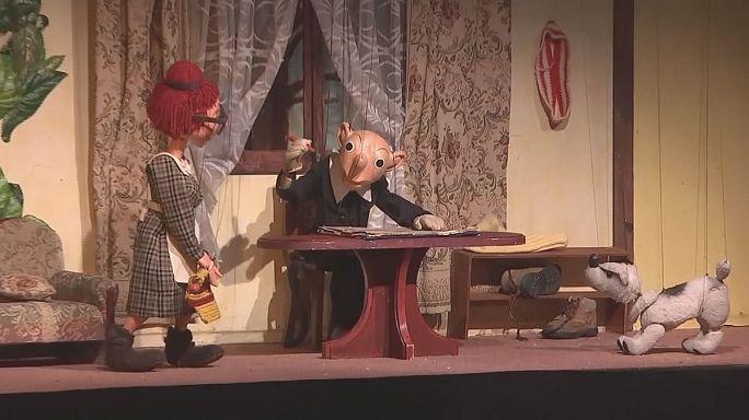 Τσεχία: Η πολιτιστική κληρονομιά του θεάτρου μαριονέτας