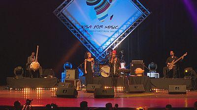 Rabat beats to sound of Visa for Music