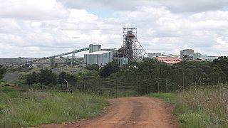 La crise politique en Afrique du Sud affecte le secteur minier