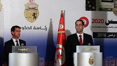 Paris annonce un investissement d'au moins 250 millions d'euros par an en Tunisie