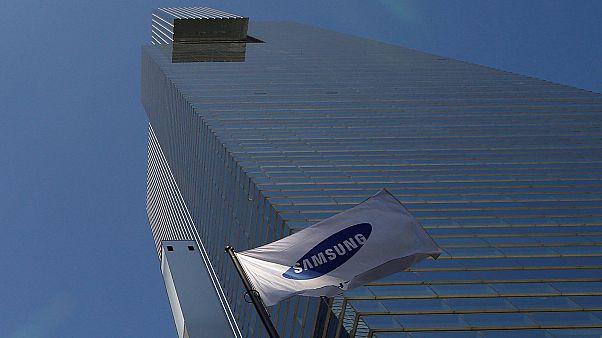 Samsung annonce envisager une scission