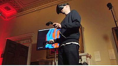 Grande-Bretagne : de l'art virtuel, au réel