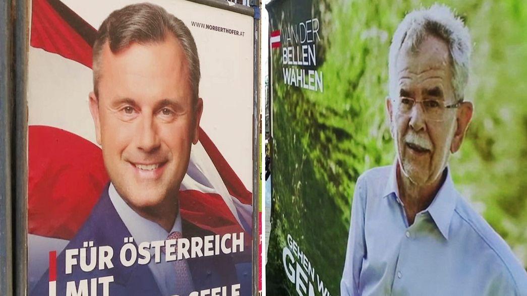 """Áustria em busca do """"efeito Trump"""""""
