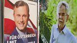 Präsidentschaftswahl in Österreich: Trump steht mit an der Wahlurne
