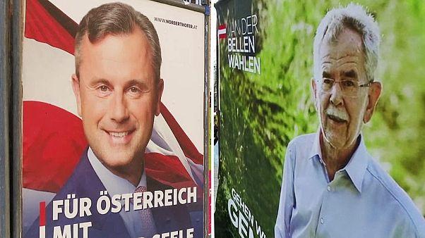 L'ombre de Trump plane sur la présidentielle autrichienne