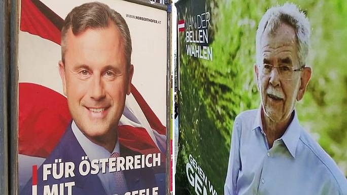 Can 'Trump effect' fuel far-right presidential win in Austria?