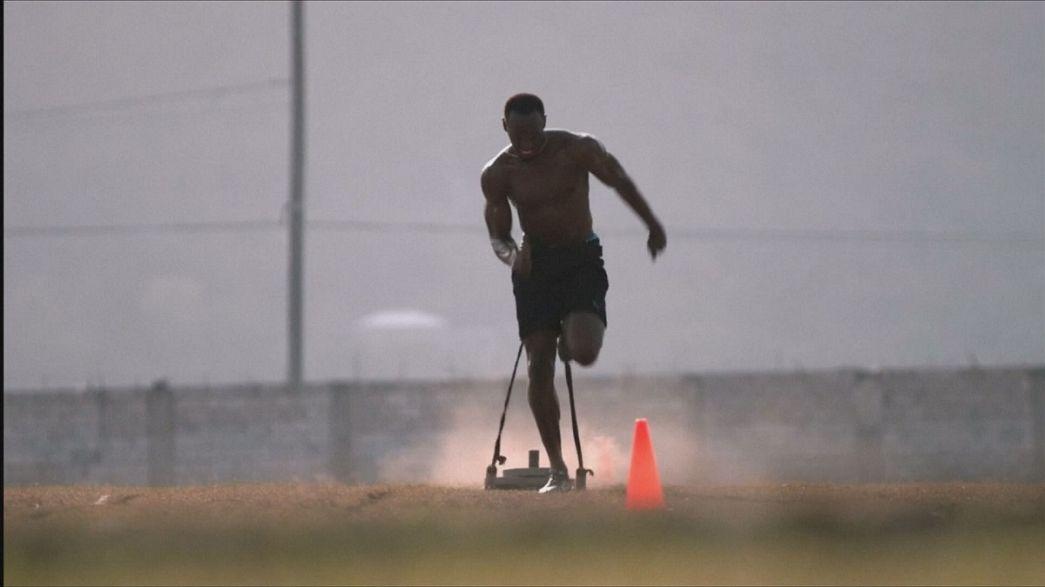 Usain Bolt: Der Supersprinter ganz privat