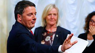 Renzi lässt über Reform abstimmen - und riskiert sein Amt