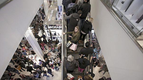 Stati Uniti: balzo del Pil nel terzo trimestre grazie ai consumi