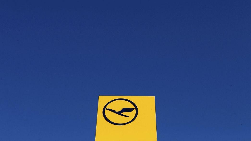La grève se poursuit chez Lufthansa