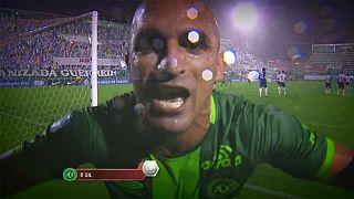 Brazil futballcsapat tragédiája