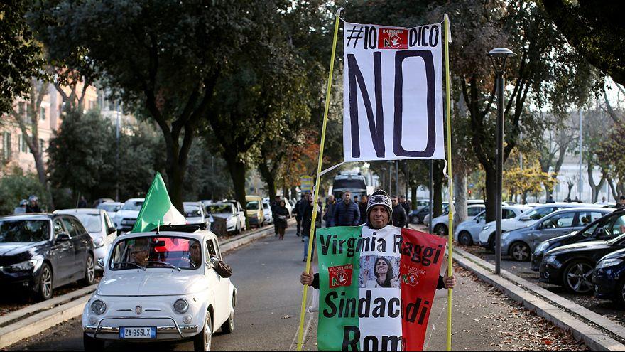 Elindult a visszaszámlálás az olasz népszavazásig