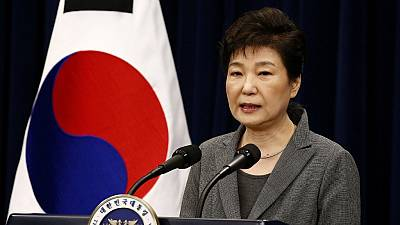 Embattled South Korean leader willing to step down