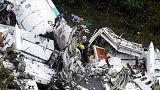 Nem tudni, mi okozta a kolumbiai repülőgép-katasztrófát