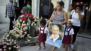 Leftist Latin American allies honour Castro in Cuba