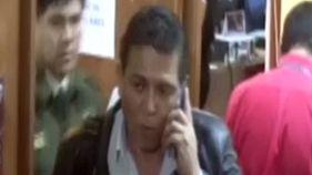 Ennuis judiciaires pour le président de la Fédération bolivienne