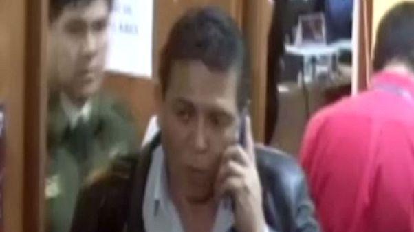 Bolivya'da yolsuzluk skandalı: Kötü hoca!