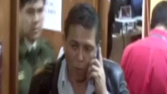Detenido el presidente del fútbol boliviano, Rolando López, por corrupción