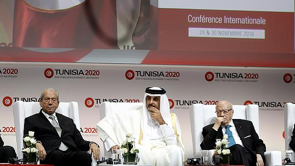 Tunus: Ekonomik Destek ve Yatırım Konferansı başladı