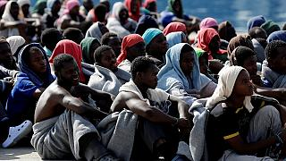 Record number of migrants reach Italian shores this year