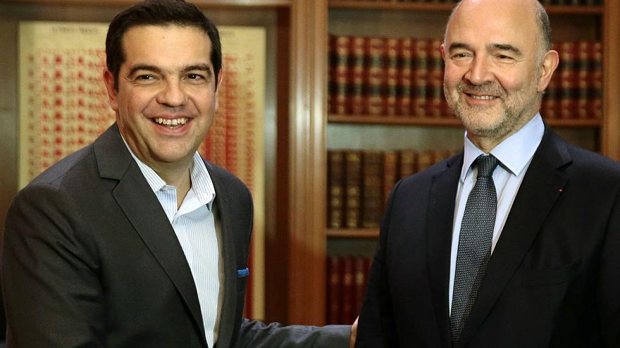 "Grèce: Moscovici optimiste sur ""un accord global"" d'ici fin 2016"
