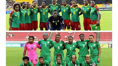 Finale CAN féminine 2016 : le choc Cameroun - Nigeria