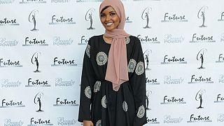 Miss USA : une Somalienne défile pour la première fois en Hijab et Burkini