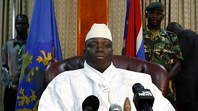 US and UK formed main opposition party during Atlanta 96 Olympics - Jammeh