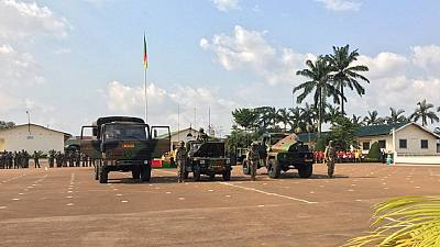 France gives Cameroon equipment worth $700,000 to combat Boko Haram