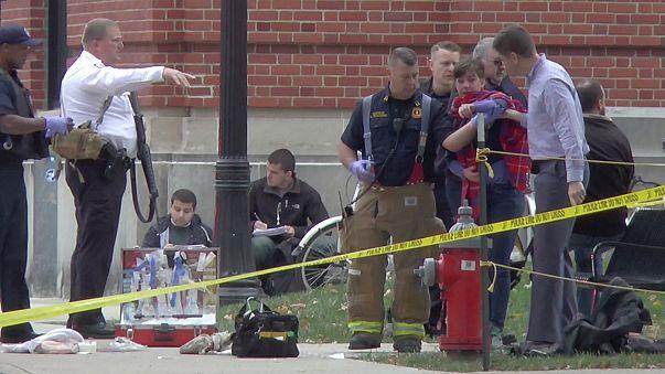 داعش مسئولیت حمله به دانشگاه ایالتی اوهایو را بعهده گرفت