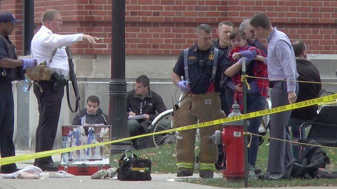 Ohio Üniversitesi kampüsünde saldırı şoku