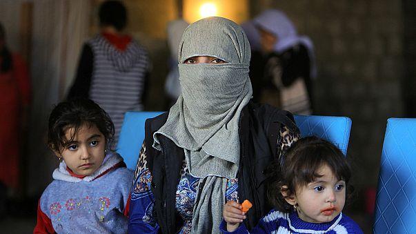 Betilthatják a burka viselését Hollandiában
