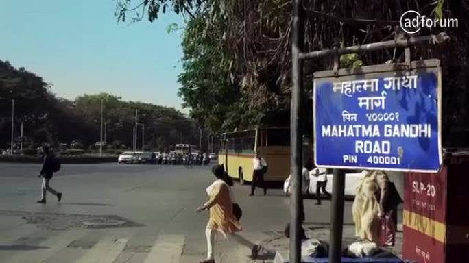 The world's first streets named after street kids (Door Step School)