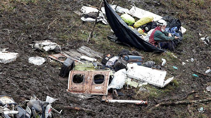 Brasil decreta 3 días de luto nacional por la tragedia del Chapecoense