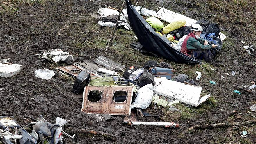 Black boxes are recovered from Colombia plane crash